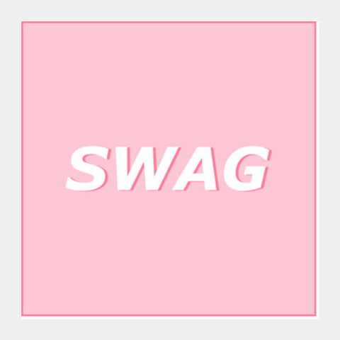 Swag Square Art Prints PosterGully Specials
