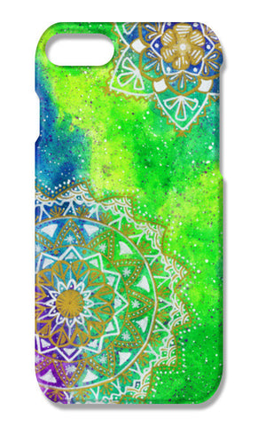 Galaxy Mandala iPhone 7 Plus Cases | Artist : Gursimran Kaur
