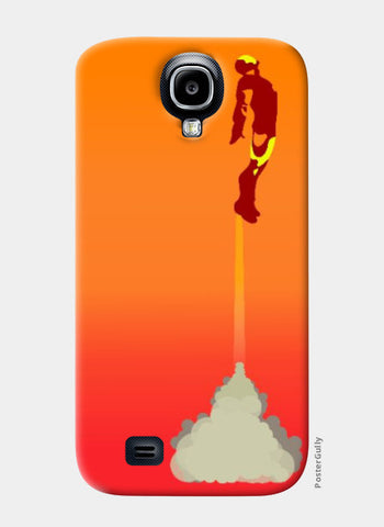 Samsung S4 Cases, Ironman Samsung S4 Case | Artist: Jayant Rana, - PosterGully