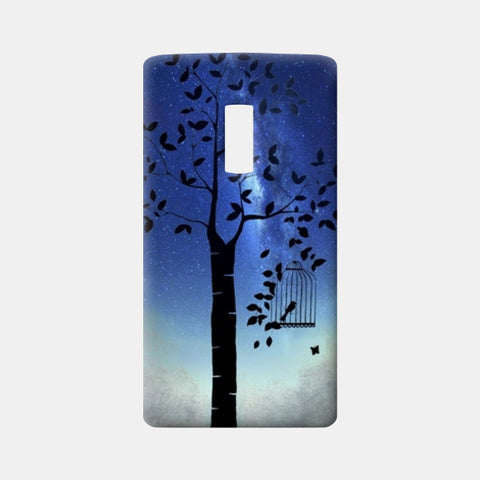 blue4 One Plus Two Cases | Artist : avanthi amarnath