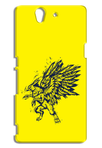 Mythology Bird Sony Xperia Z Cases | Artist : Inderpreet Singh