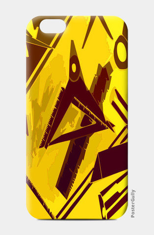 iPhone 6/6S Cases, geometry iPhone 6/6S Cases | Artist : abhishek singh, - PosterGully