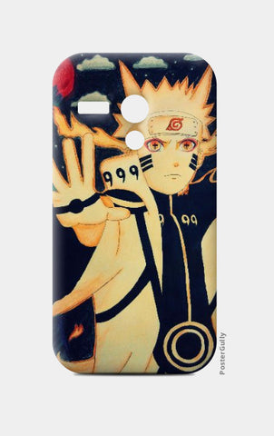 Moto G Cases, Naruto-Blood moon Moto G Case | Artist:Abhilash Katta, - PosterGully