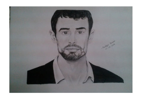 Wall Art, Theo James Wall Art  | Artist : Pratigya Berwal, - PosterGully