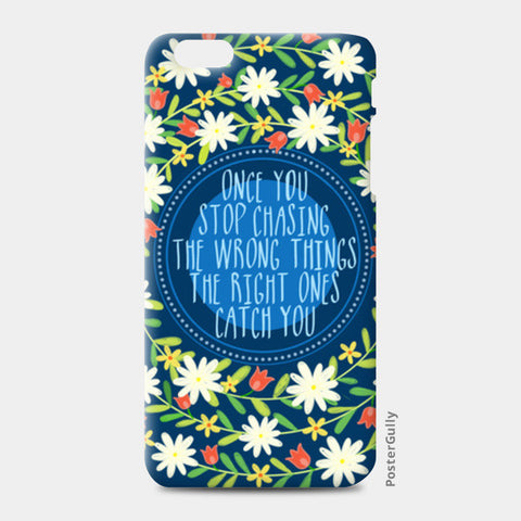 MOTIVATIONAL QUOTE iPhone 6 Plus/6S Plus Cases | Artist : Paper Pankh