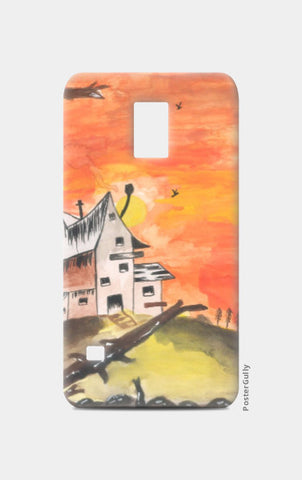 Samsung S5 Cases, Haunted House Samsung S5 Case | Artist: Teena Chauhan, - PosterGully