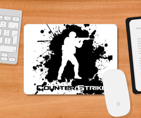 Counter Strike - CS GO Mousepad | Artist : Stoned_arse_design