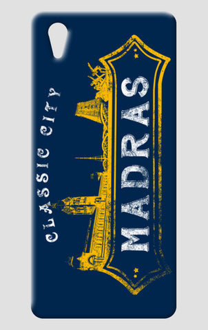 Classic City Madras | Mobile Cases One Plus X Cases | Artist : Ramkumar Kolappan