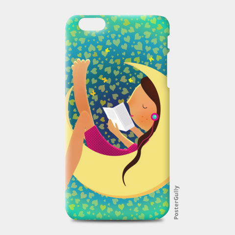 iPhone 6/6S Plus Cases, bookworm iPhone 6 Plus/6S Plus Cases | Artist : abhijeet sinha, - PosterGully