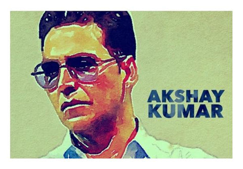Akshay Kumar Wall Art PosterGully Specials
