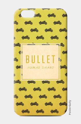 iPhone 6 / 6s, Bullet: Humar Dhano iPhone 6 / 6s Case | Rishabh Bhargava, - PosterGully