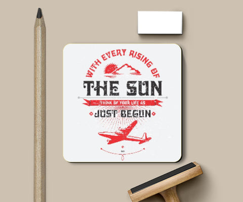 Coasters, The Sun Coaster | Artist Sanket R., - PosterGully