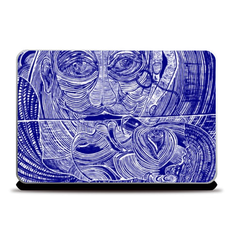 Laptop Skins, Perpetual Bliss Ver. 1.4 Laptop Skins | Artist : Luke's Art Voyage, - PosterGully