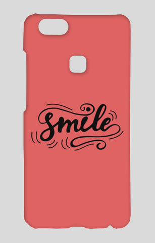 Smile Vivo V7 Plus Cases | Artist : Inderpreet Singh