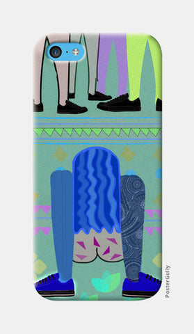 iPhone 5c Cases, they used to shout my name  iPhone 5c Cases | Artist : mohna singh, - PosterGully