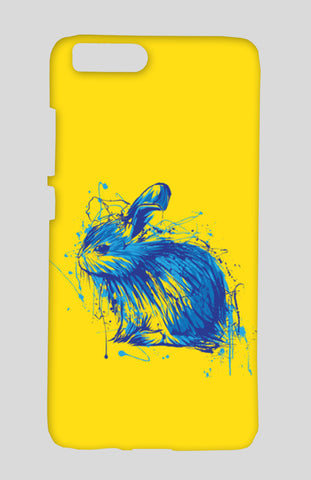 Rabbit Xiaomi Mi-6 Cases | Artist : Inderpreet Singh