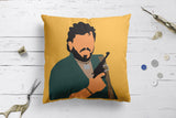 Gabbar Cushion Covers | Artist : GABAMBO