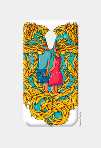 Forever in Love Moto G2 Cases | Artist : Harsimran sain