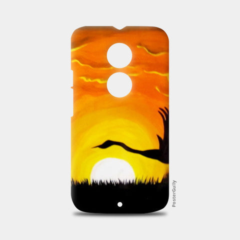 Nature Painting Moto X2 Cases | Artist : Pallavi Rawal