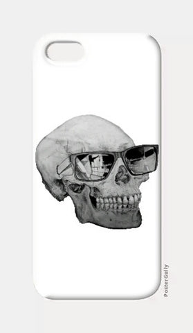 iPhone 5 Cases, Cool Skull iPhone 5 Case | Shashank Sharma, - PosterGully