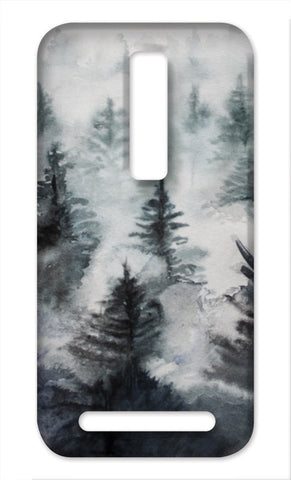 Misty Asus Zenfone 2 Cases | Artist : colors and shadows