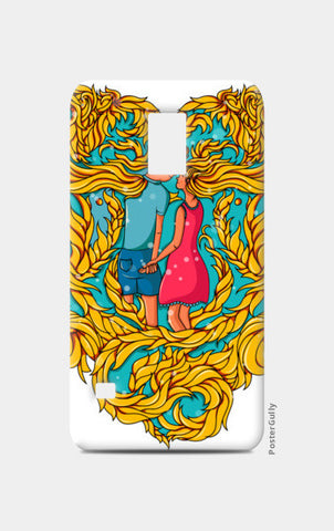 Forever in Love Samsung S5 Cases | Artist : Harsimran sain
