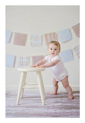 Adorable Baby Blur  Wall Art PosterGully Specials