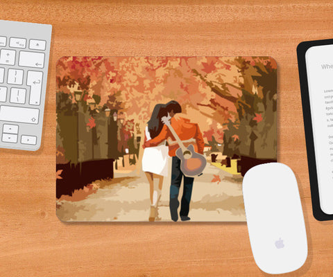 Mousepad, Romance Mousepad | Artist : Delusion, - PosterGully