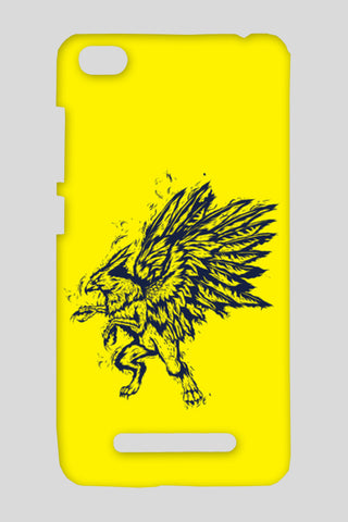 Mythology Bird Redmi 4A Cases | Artist : Inderpreet Singh