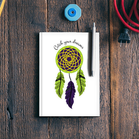 Dream Catcher  Notebook | Artist : Stuti Bajaj