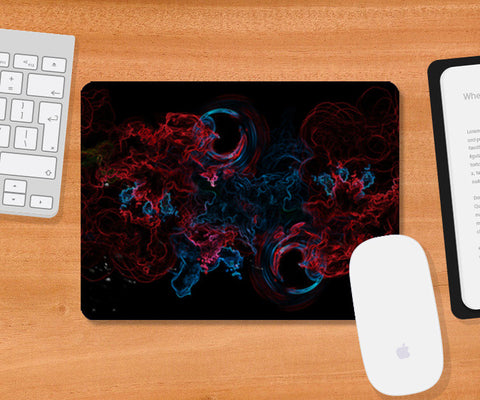 Mousepad, Abstract Universe Mousepad | Artist : Swarup Kumar Subudhi, - PosterGully