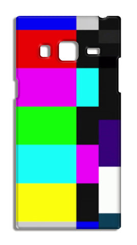 Beep screen Samsung Galaxy Z3 Cases | Artist : colors and shadows