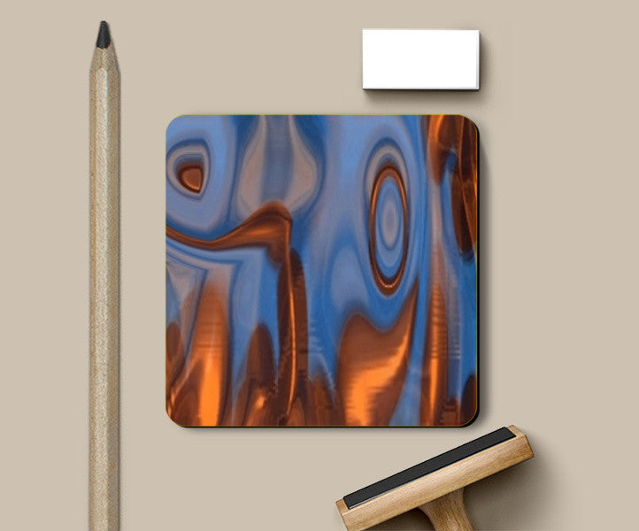 Coasters, Abstract 6 Coasters | Artist : CK GANDHI, - PosterGully