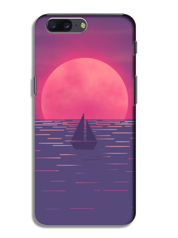Into the Sea OnePlus 5 Cases | Artist : Akshita Shah