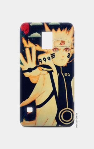 Samsung S5 Cases, Naruto-Blood moon Samsung S5 Case | Artist:Abhilash Katta, - PosterGully