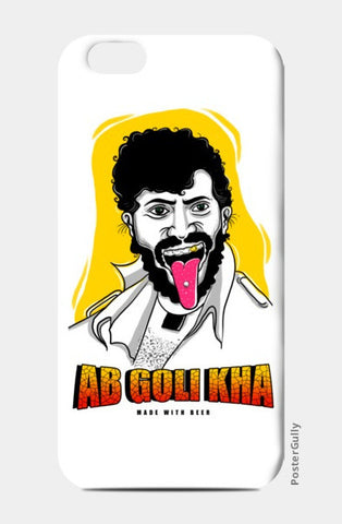 iPhone 6/6S Cases, GABBAR iPhone 6/6S Cases | Artist : Tejeshwar Prasad, - PosterGully