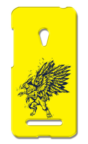 Mythology Bird Asus Zenfone 5 Cases | Artist : Inderpreet Singh