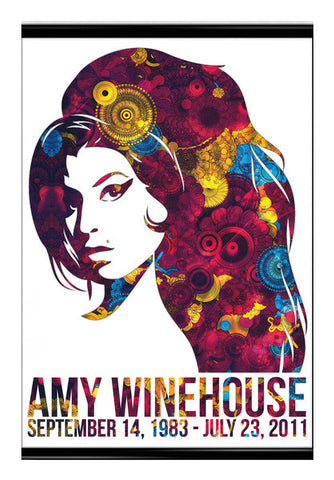 Wall Art, Amy Winehouse graphic poster  Wall Art | Artist : Anirudh Khanna, - PosterGully