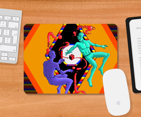 Mousepad, Float Mousepad | Artist: Sidharth Ojha, - PosterGully