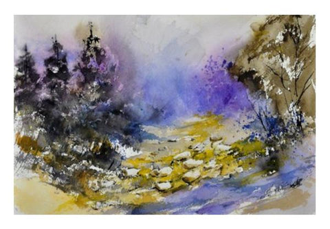 PosterGully Specials, watercolor 314062 Wall Art  | Artist : pol ledent, - PosterGully
