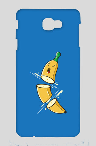 Sliced Banana Samsung J7 Prime Cases | Artist : Inderpreet Singh