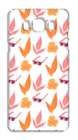Tropical Vibes Samsung Galaxy J5 2016 Cases | Artist : The Un.Titled
