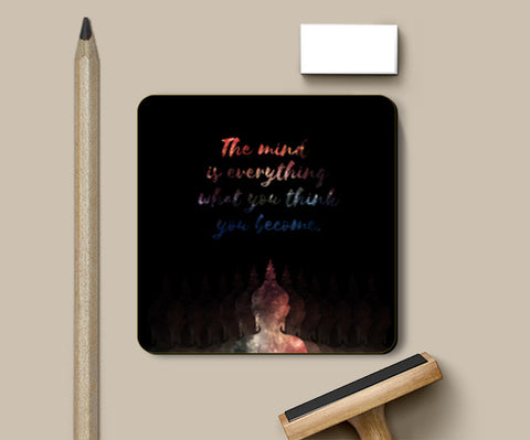 Buddha Quote - Motivational!! Coasters | Artist : Dolly P