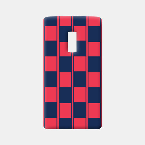 One Plus Two Cases, Checker Box Pattern One Plus Two Cases | Artist : Jobin Jacob, - PosterGully