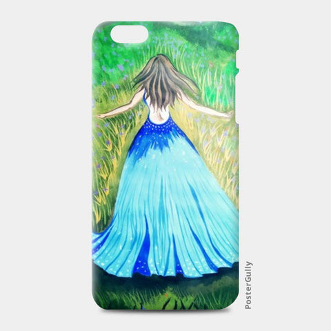 Cinderella in the forest Painting iPhone 6 Plus/6S Plus Cases | Artist : Pallavi Rawal