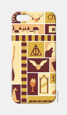 iPhone 5 Cases, Harry Potter iPhone 5 Cases | Artist : Arpita Gogoi, - PosterGully