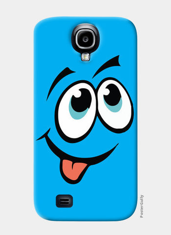 Samsung S4 Cases, Creepy cute Monster Expression Samsung S4 Case | Mona Singh, - PosterGully