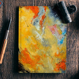 abstract 669955 Notebook | Artist : pol ledent