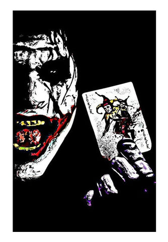joker Wall Art | Artist : avanthi amarnath