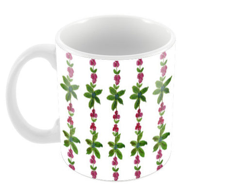 Cool Tropical Design Coffee Mugs | Artist : Seema Hooda